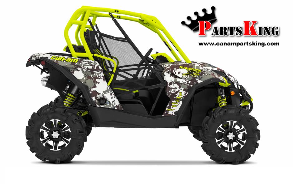 Can Am Xmr 1000 For Sale >> Can Am Maverick Parts and Accessories For Sale. | Can-Am Parts King