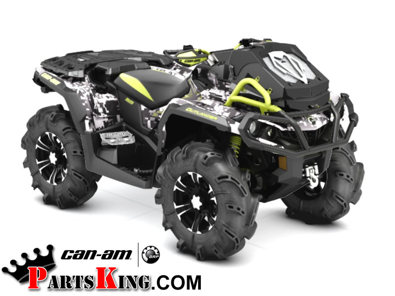 2015 Can Am outlander XMR 1000 parts and accessories for sale online discounted shipping rates!