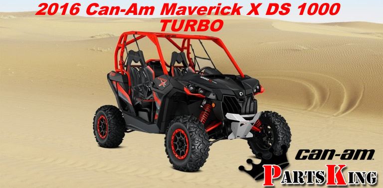 2016 Can Am Maverick X Ds 1000 Turbo 131 Hp For Sale